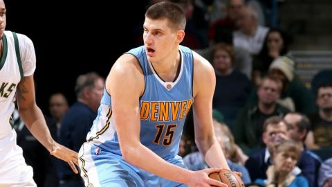 Nikola Jokic BACK-TO-BACK Triple Doubles! Leads Denver to Win over Milwaukee | 03.01.17