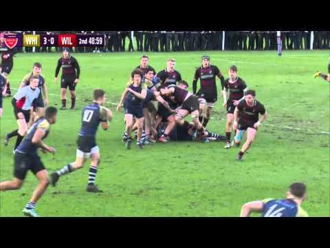 Highlights   U18 NatWest Schools Cup 2015   Round 7 Quarter Final Whitgift v Wilmslow