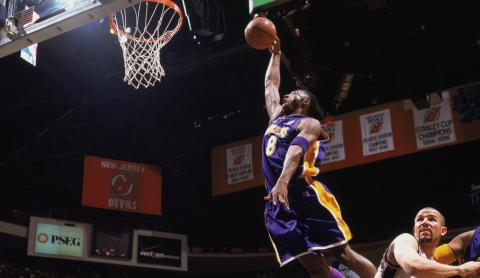 Kobe Bryant's Best Moments in New Jersey and Brooklyn