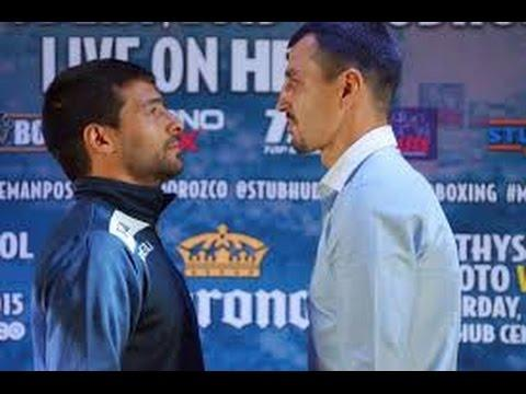 Lucas Matthysse vs Viktor Postol Prediction Fight Breakdown WBC World Championship HBO Boxing