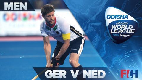 Germany v Netherlands QF Highlights - Odisha Men's Hockey World League Final - Bhubaneswar, India