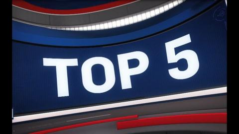 Top 5 Plays of the Night: January 1, 2018