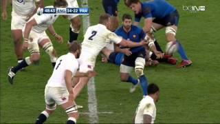 Rugby Union Six Nations 2015 Round 5 England Vs France Full Match HD