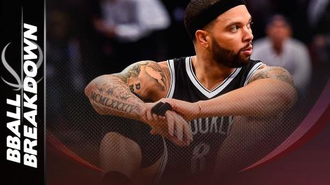 Deron Williams Is Hurting... The Nets: Hawks at Nets Game 3