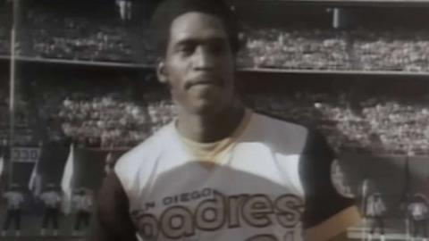 1978 ASG: Dave Winfield and Rollie Fingers introduced