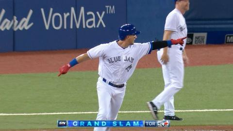 Tulo, Smoak, Martin homer in 17-run burst