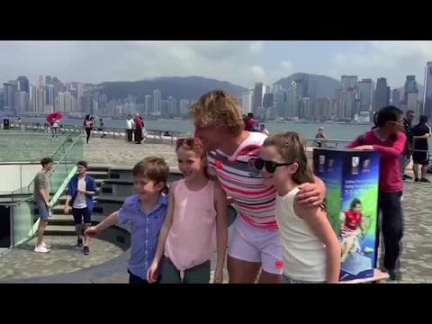 England Sevens Player Diary, Hong Kong