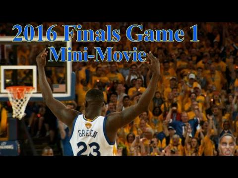 2016 Finals Game 1 Mini-Movie