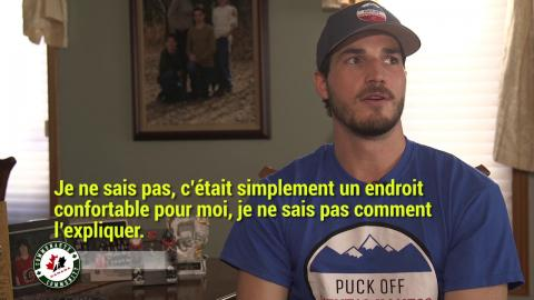 Campagne Puck Off Mental Illness