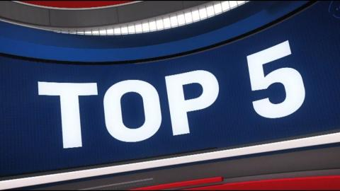 Top 5 Plays of the Night: January 11, 2018