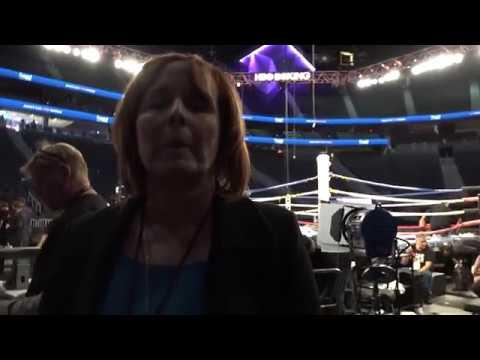 Kathy Duva : Sergey Kovalev Has An Immediate Rematch Clause & If Ward Wont Fight We Will Sue