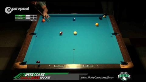 HOT SEAT - #7b • John SCHMIDT vs Bob HERCHECK vs / 2016 WCC 1Pkt