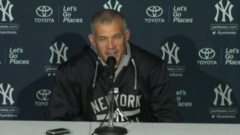 NYY@TOR: Girardi tells funny story about Yogi Berra