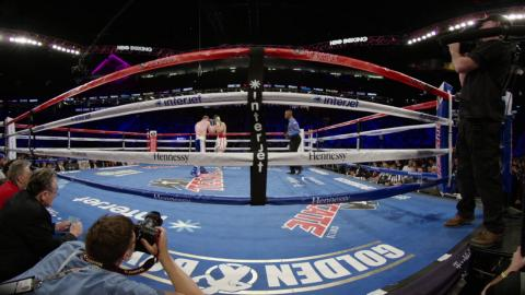 Canelo vs Chavez Jr. - NextVR Fight Experience in Virtual Reality (HBO Boxing)