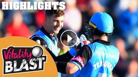 Worcestershire Reach Finals! | Worcestershire v