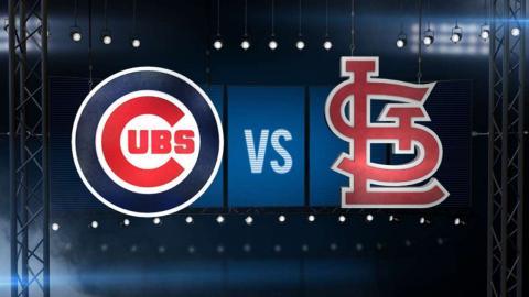 9/9/15: Cards roar back, halt Cubs' streak