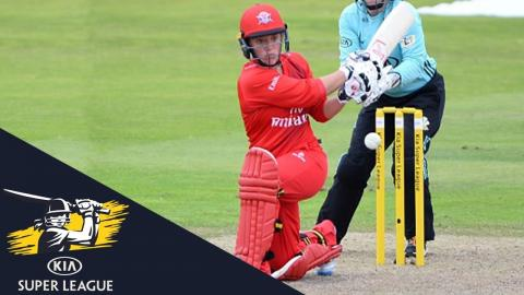 Quick Fire Questions With England's Danielle Hazell - Kia Super League 2017