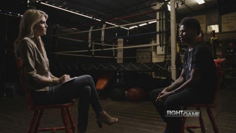 The Fight Game: Shakur Stevenson (HBO Boxing)