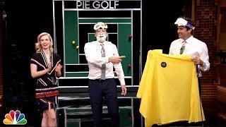 Pie Golf With Bubba Watson And January Jones