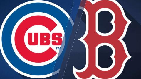 4/29/17: Cubs launch three home runs in 7-4 win