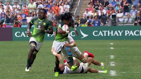 Don't Crack Under Pressure: South Africa's big win v USA