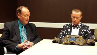 Rockstar Spud Talks About His Journey Into Pro Wrestling - Interview PT. 2