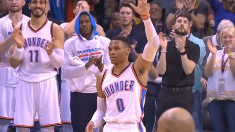 Best of Russell Westbrook's Historic Season! | April 7, 2017