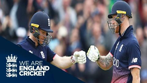 IPL Auction Proved Stokes Is A Star: Morgan - England v Australia ICC Champions Trophy 2017