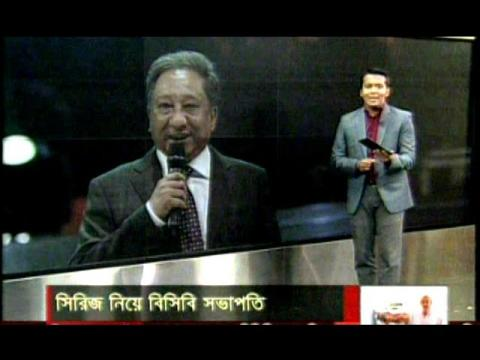BCB President Mr. Papon Happy About Mosarraf Rubel's Perform & Wants him in England Cricket Series