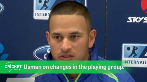 Khawaja on secrets behind success
