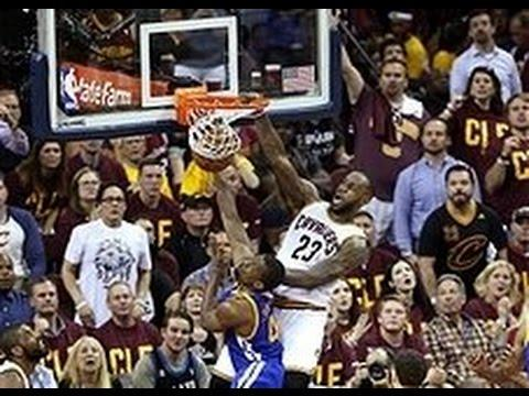 Top 5 Plays From Game 4 of the 2016 NBA Finals