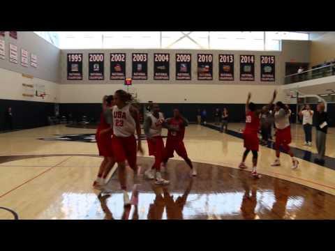 USA WNT Training Camp Day 1 Highlights