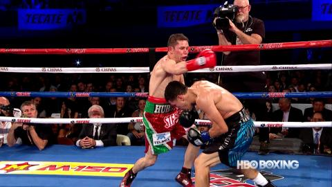 Fight highlights: Carlos Cuadras vs. McWilliams Arroyo (HBO World Championship Boxing)