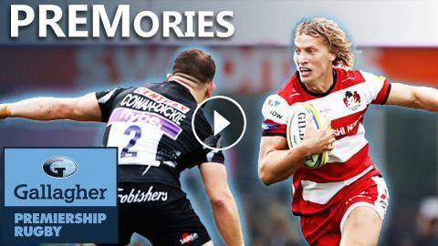 354cae136ad Subscribe and never miss the action: http://bit.ly/19EmecFThe Official  YouTube channel of Premiership Rugby with exclusive news, match highlights,  pla.