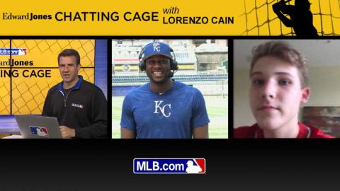 Chatting Cage: Lorenzo Cain answers fans' questions