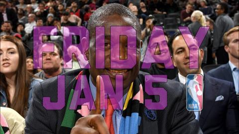NBA Daily Show: Jan. 5 - The Starters