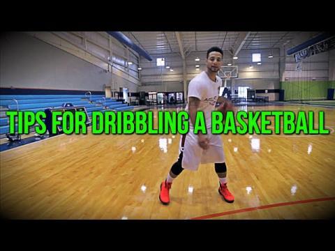How To: Beginner Tips For Dribbling A Basketball!