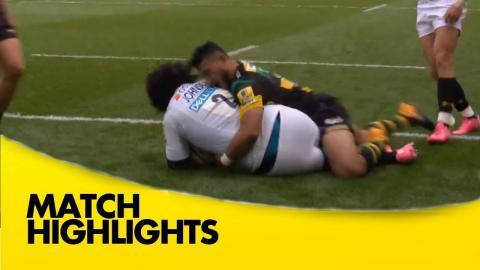 Northampton Saints v Wasps - Aviva Premiership Rugby 2017-18