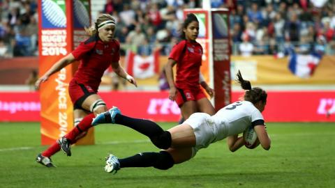 England v Canada | Women's Rugby Super Series Preview