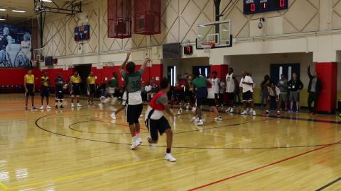 2016 USA Basketball Mens Junior National Team October Minicamp Wrap Up