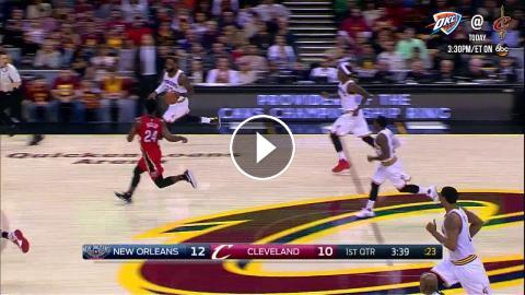 Lebron James And Russell Westbrook S Most Vicious Dunks