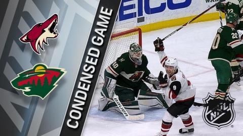 02/08/18 Condensed Game: Coyotes @ Wild