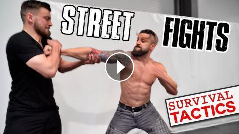 Most Effective & Painful Defence Tactics   STREET FIGHT