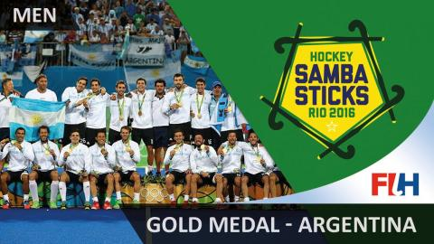 Congratulations to the Hockey Men for winning Gold!