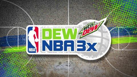 Dew NBA 3X Atlanta Recap