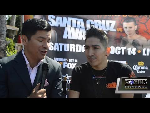 LEO SANTA CRUZ AND RAY FLORES BREAK DOWN SATURDAY'S FIGHTght