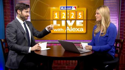 Scott Rogowsky joins Alexa Datt on 12:25 Live