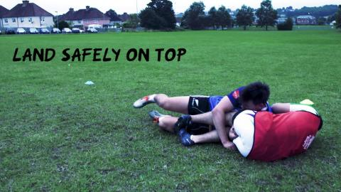 Rugby Aware - coaching the side tackle