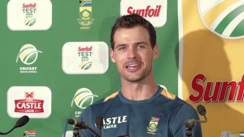 Cook and Amla give Proteas a great start