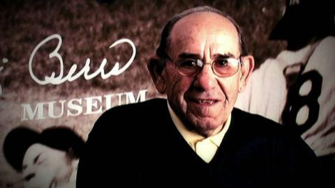 ATL@NYM: Braves look back on Yogi Berra's legacy